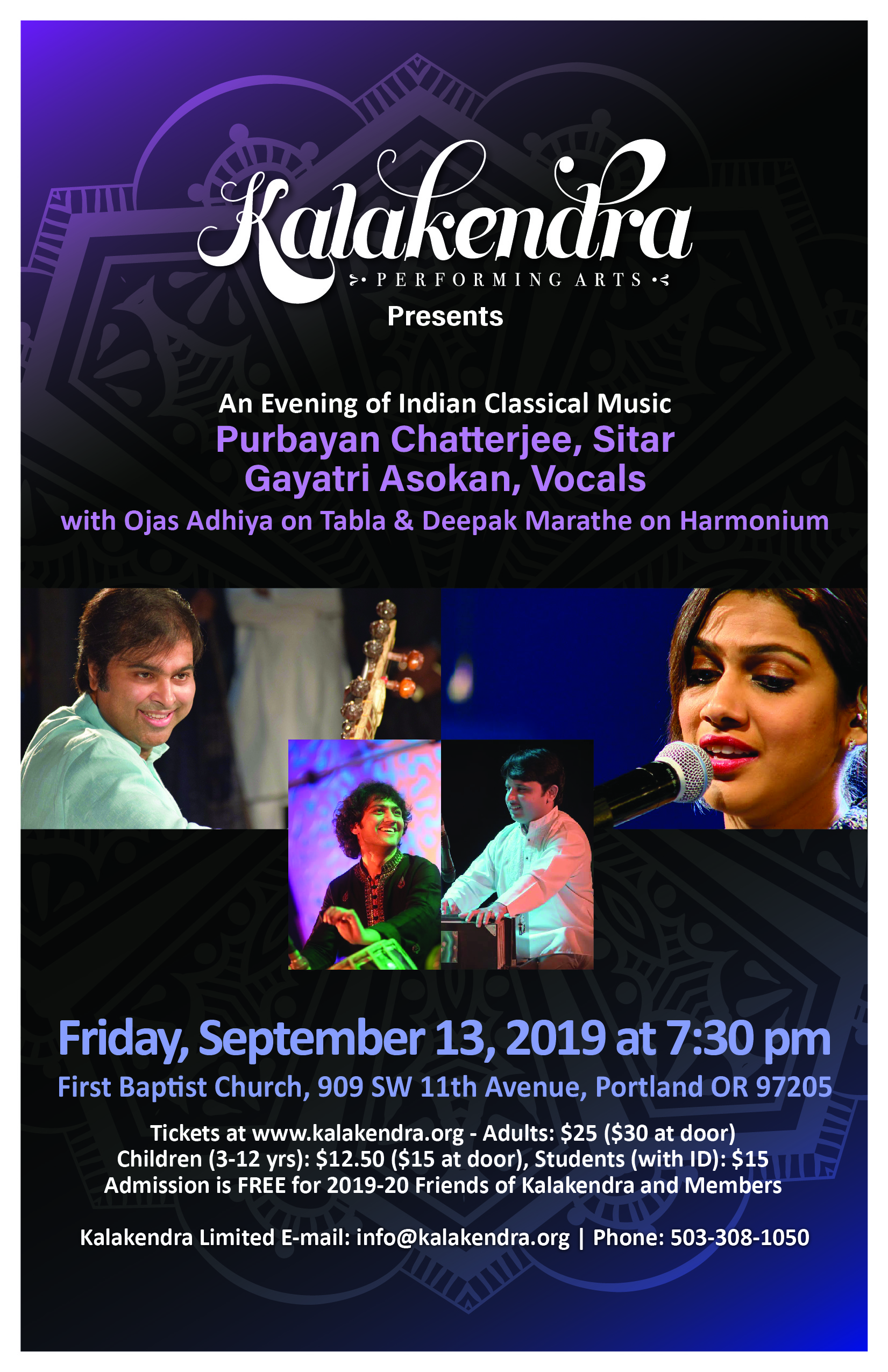 Kalakendra | Society for the Performing Arts of India in